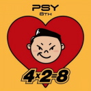 Psy - 4 times 2 equals 8